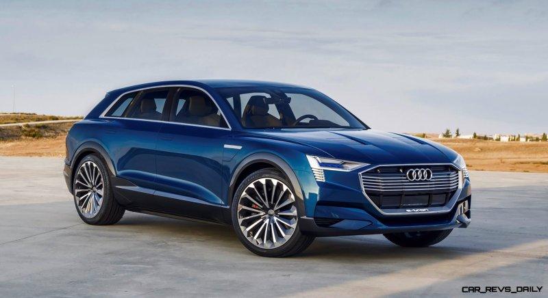2015 Audi e-tron quattro concept 5