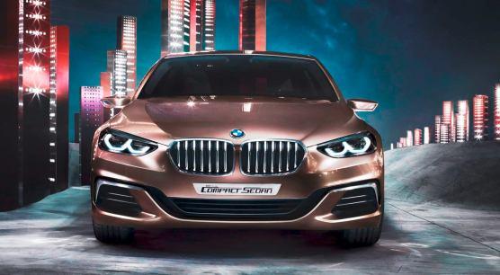 2015 BMW Concept Compact Sedan 10