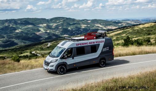 2015 Fiat Ducato 4x4 Expedition Concept 10