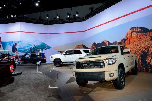 2015 LA Auto Show 5