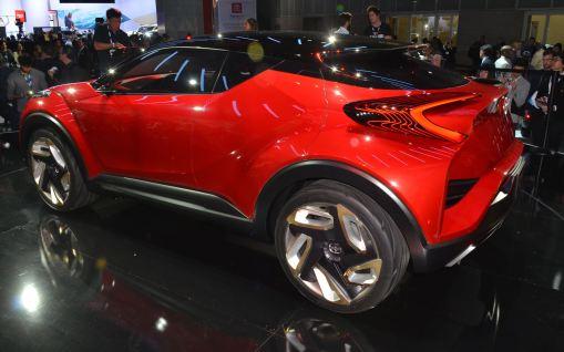 2015 Scion C-HR Concept 15