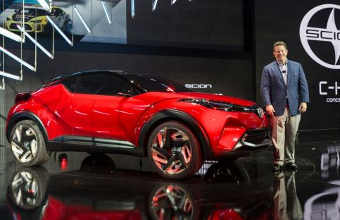 2015 Scion C-HR Concept 17