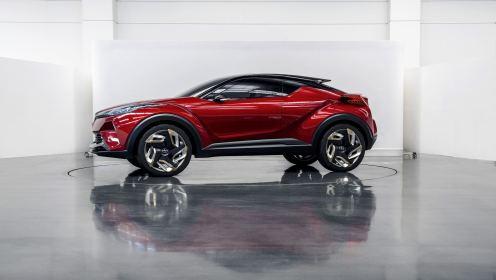 2015 Scion C-HR Concept 41