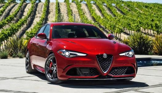 2016 Alfa Romeo GIULIA Quadrifoglio 24