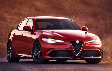 2016 Alfa Romeo GIULIA Quadrifoglio 3