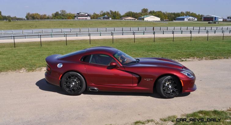 2016 Dodge Viper GT Review 124