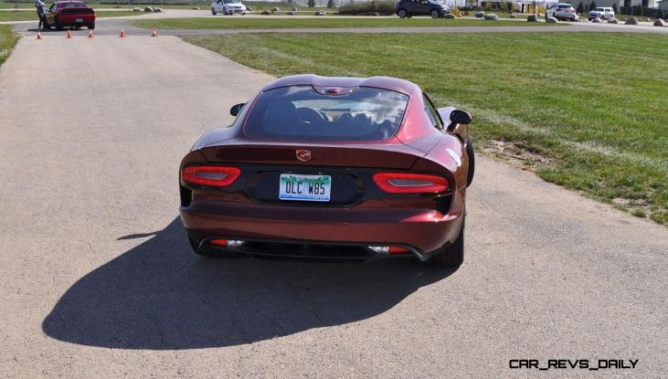2016 Dodge Viper GT Review 140