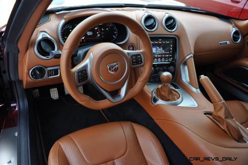 2016 Dodge Viper GT Review 24