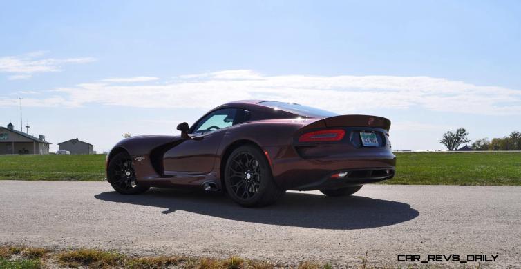 2016 Dodge Viper GT Review 85