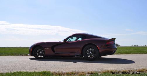 2016 Dodge Viper GT Review 90