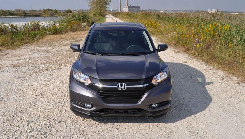 2016 Honda HR-V AWD Review 81