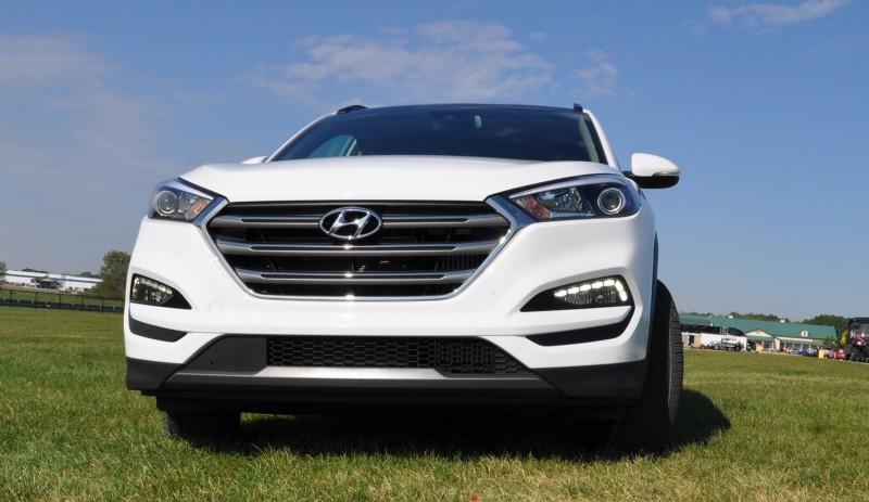 2016 Hyundai TUCSON Limited 1.6T AWD 63