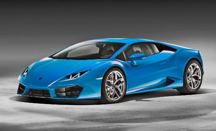 2016 Lamborghini HURACAN 580 Colors 10
