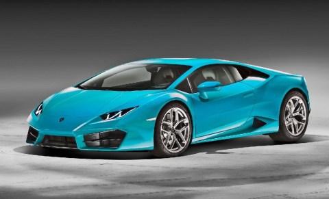 2016 Lamborghini HURACAN 580 Colors 11