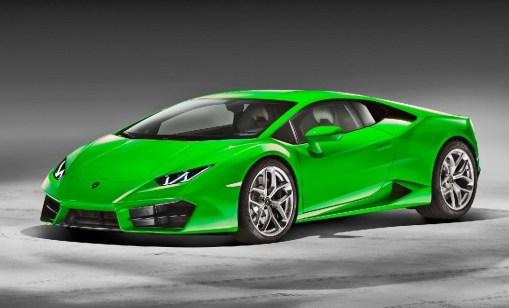 2016 Lamborghini HURACAN 580 Colors 13