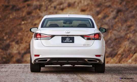 2016 Lexus GS350 10