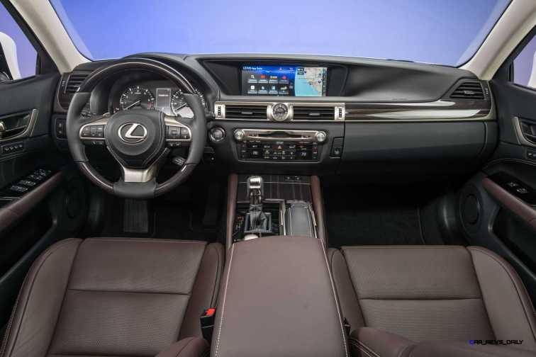 2016 Lexus GS350 Interior 1