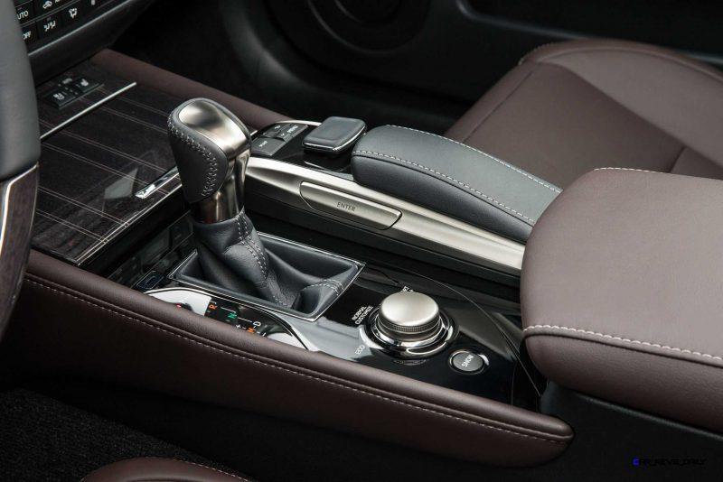 2016 Lexus GS350 Interior 7