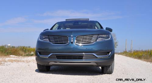 2016 Lincoln MKX 2.7L EcoBoost AWD Reserve 1