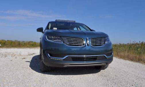 2016 Lincoln MKX 2.7L EcoBoost AWD Reserve 10