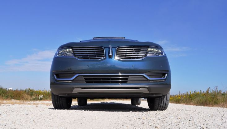 2016 Lincoln MKX 2.7L EcoBoost AWD Reserve 102
