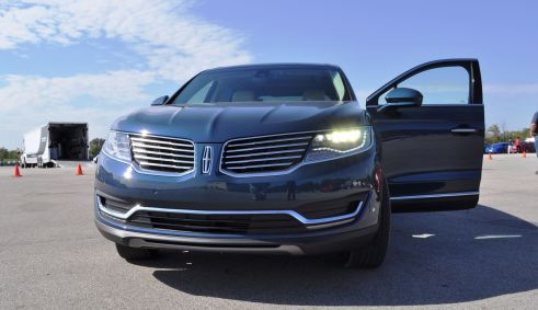 2016 Lincoln MKX 2.7L EcoBoost AWD Reserve 114