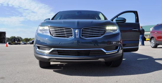 2016 Lincoln MKX 2.7L EcoBoost AWD Reserve 116