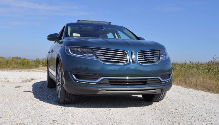 2016 Lincoln MKX 2.7L EcoBoost AWD Reserve 14