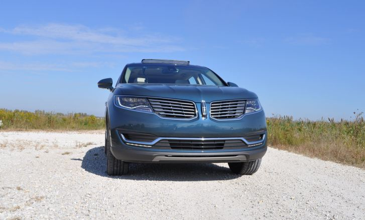 2016 Lincoln MKX 2.7L EcoBoost AWD Reserve 15