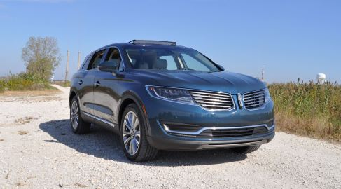 2016 Lincoln MKX 2.7L EcoBoost AWD Reserve 28