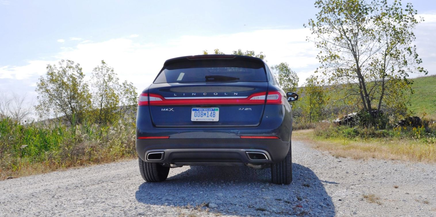 2016 Lincoln MKX 2.7L EcoBoost AWD Reserve 48