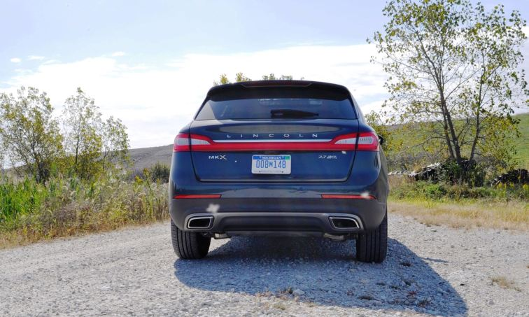2016 Lincoln MKX 2.7L EcoBoost AWD Reserve 49