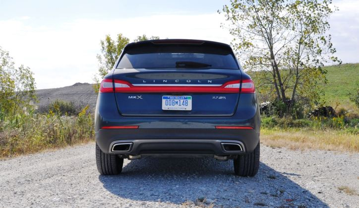2016 Lincoln MKX 2.7L EcoBoost AWD Reserve 51