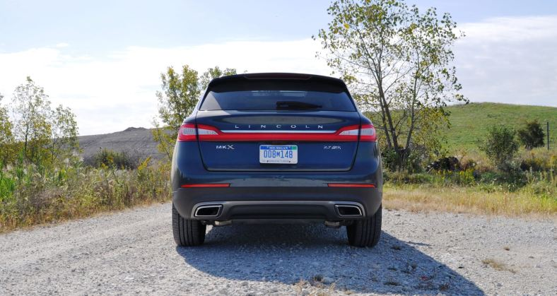 2016 Lincoln MKX 2.7L EcoBoost AWD Reserve 52