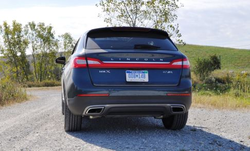 2016 Lincoln MKX 2.7L EcoBoost AWD Reserve 54