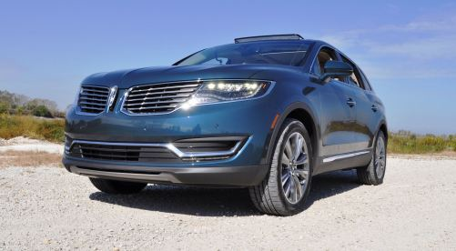 2016 Lincoln MKX 2.7L EcoBoost AWD Reserve 64