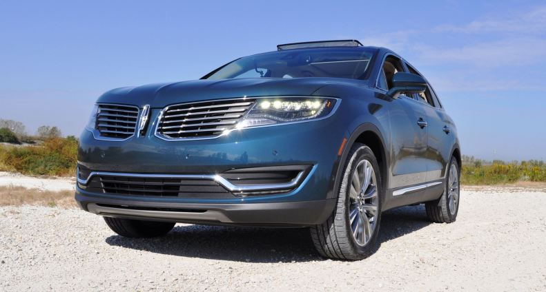 2016 Lincoln MKX 2.7L EcoBoost AWD Reserve 65