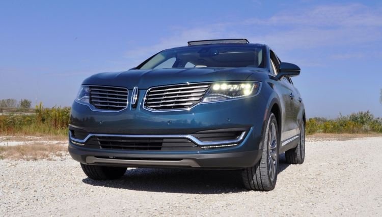 2016 Lincoln MKX 2.7L EcoBoost AWD Reserve 68