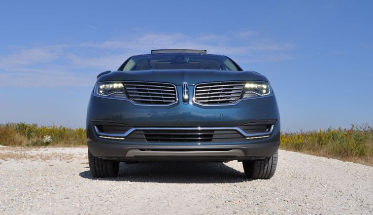 2016 Lincoln MKX 2.7L EcoBoost AWD Reserve 75