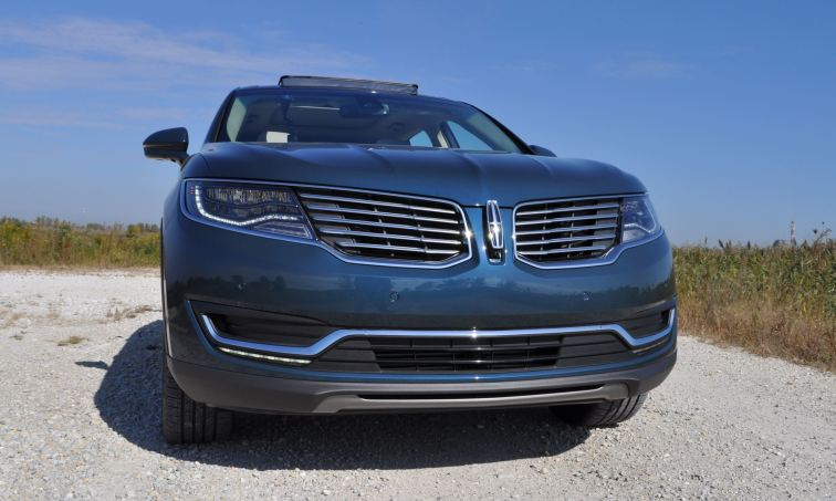 2016 Lincoln MKX 2.7L EcoBoost AWD Reserve 8