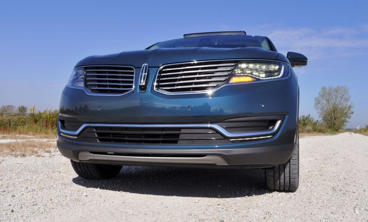 2016 Lincoln MKX 2.7L EcoBoost AWD Reserve 94