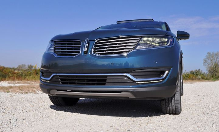 2016 Lincoln MKX 2.7L EcoBoost AWD Reserve 95
