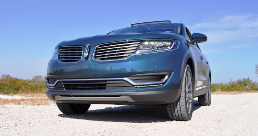 2016 Lincoln MKX 2.7L EcoBoost AWD Reserve 97