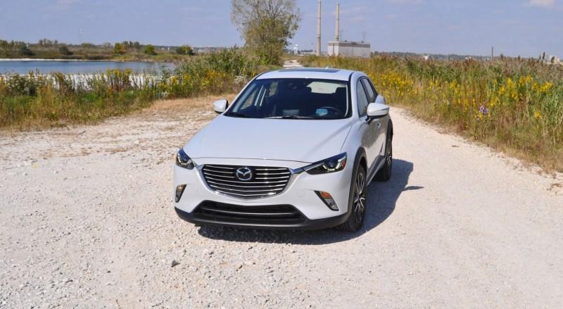 2016 Mazda CX-3 GT Review 19