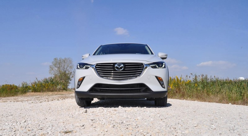 2016 Mazda CX-3 GT Review 4