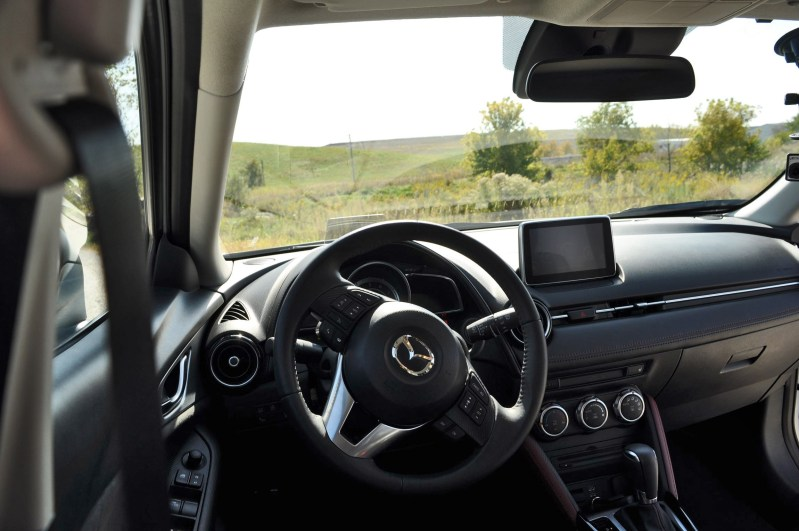 2016 Mazda CX-3 GT Review 47