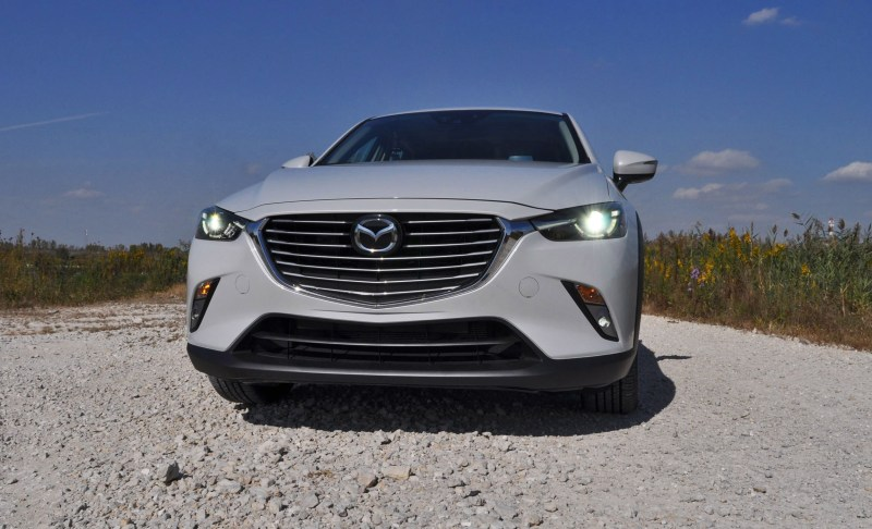2016 Mazda CX-3 GT Review 48