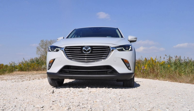 2016 Mazda CX-3 GT Review 5