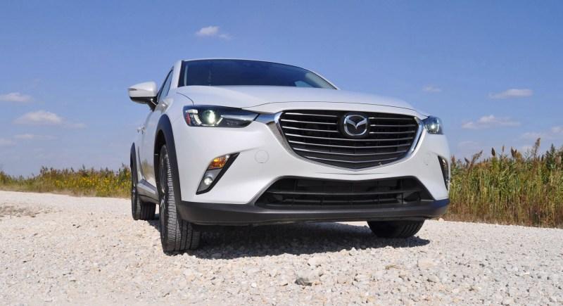 2016 Mazda CX-3 GT Review 61