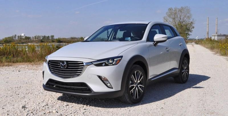 2016 Mazda CX-3 GT Review 70